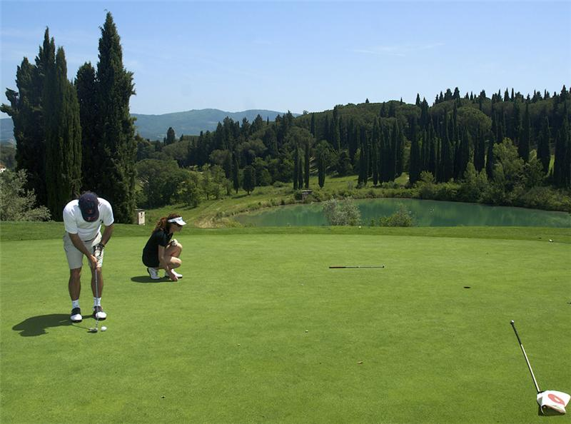 Ugolino golf course